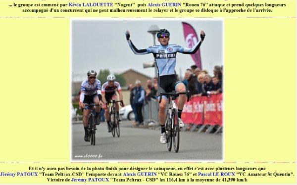 G-P Cycliste des Grandes-Ventes,disputée dans le département de Seine-Maritime le 7 mai 2017.