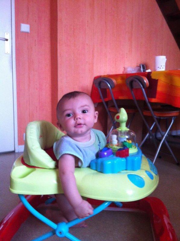 et voila mon 2èmè petit fils
