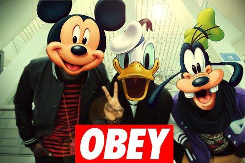 OBEY <3