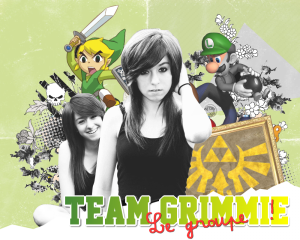 Team Grimmie - Le groupe !