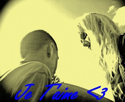 "Mon Homme & Moi ... [ Love ] <3 """