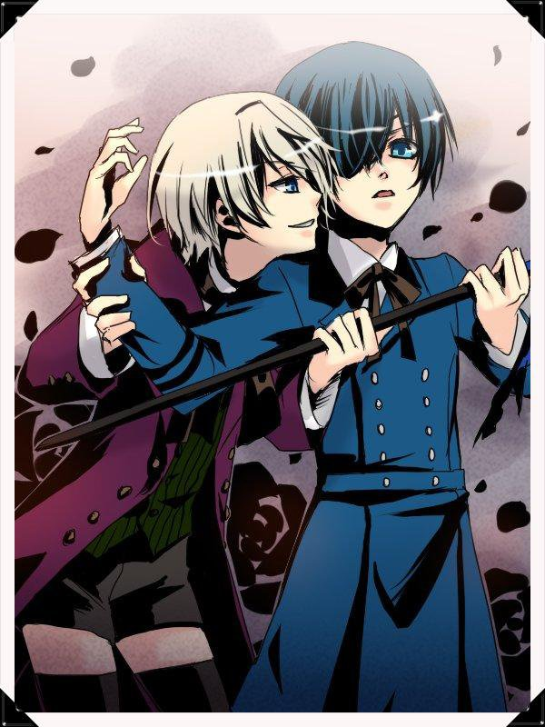 Yaoi Alois et Ciel