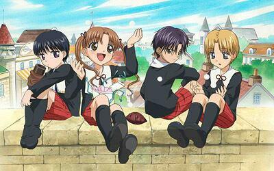 Alice Academy (Gakuen Alice)