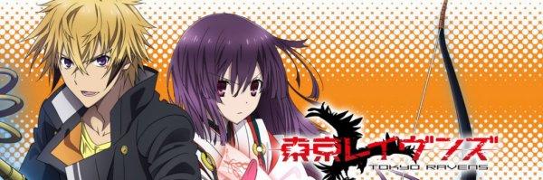 Tokyo Raven