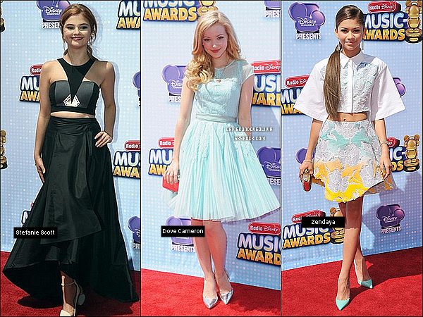 Vote pour le TOP des Radio Disney Music Awards !! Article en partenariat avec Maia-Mitchell ♥
