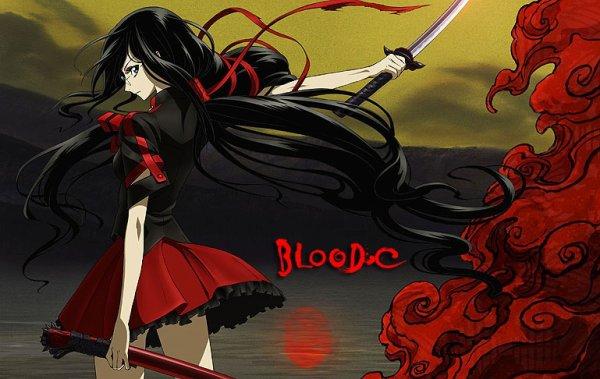 Blood C! ( Non censuré,Int-16)