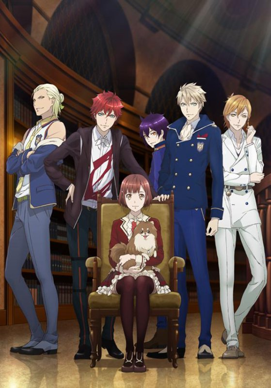 Dance With Devils!