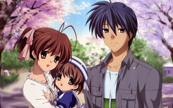 Clannad:After Story!