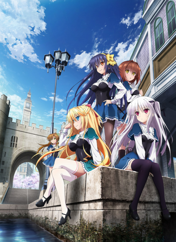 Absolute Duo!