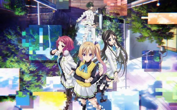 Musaigen No Phantom World!