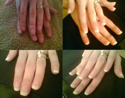 pose faux ongles 92