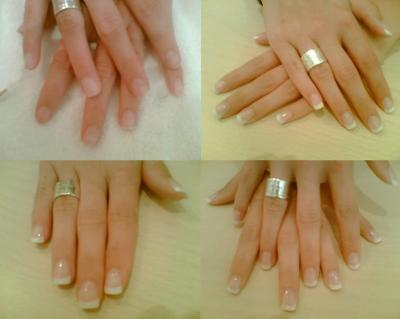 pose faux ongles 77