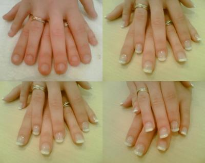 pose faux ongles 93