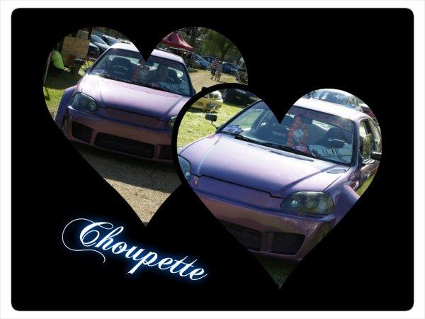 <3 Choupette <3
