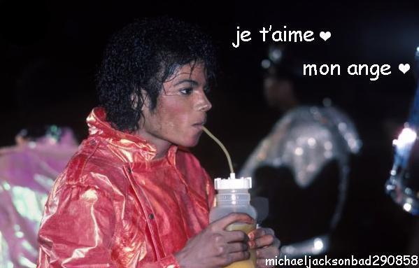 Michael Jackson Mon Amour
