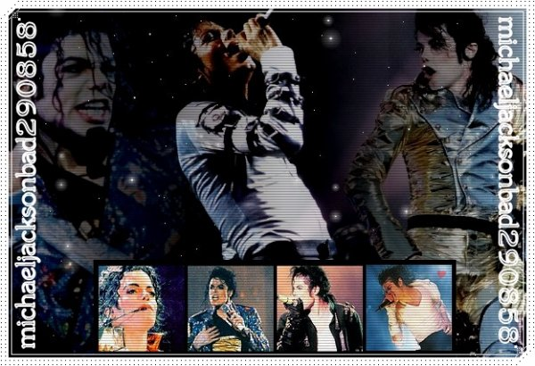 Michael Jackson Mon Dieu