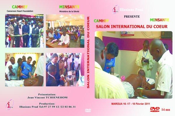 "Salon International du Coeur ""Février 2011"""