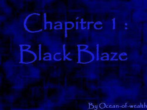 Fan Fiction : Chapitre 1 - Black D. Blaze -