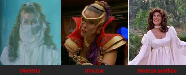 Dimitria et Divatox