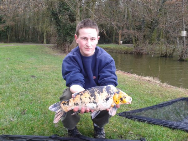 1er poisson de l'annee 2013