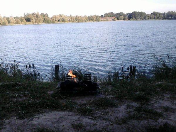 Petite nuit en lac