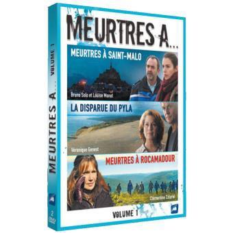 """La sortie de """"Meurtres à Rocamadour"""" en coffret dvd"""
