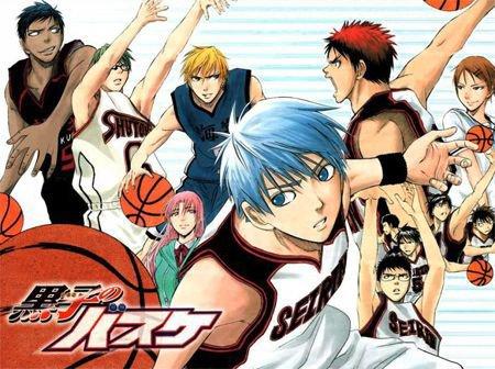 Kuroko no Basket saison 1