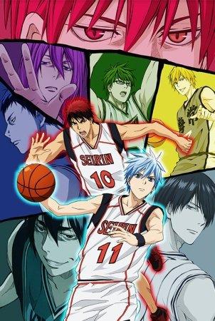 Kuroko's Basket saison 2