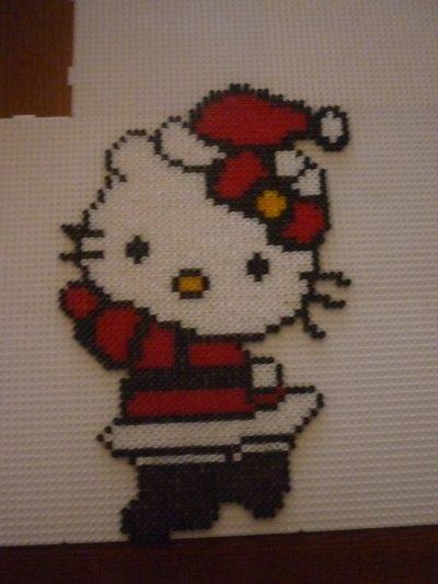 hello-kitty noel pour ma petite puce qui est folle d'hello kitty!!!