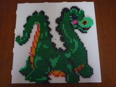 brotosaure pour mon grand qui adore les dinosaures