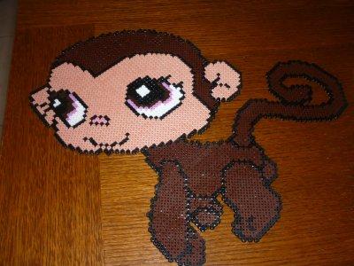 singe petshop pour ma filleule que j'aime