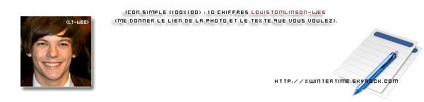 Les offres sur LouisTomlinson-WEB :