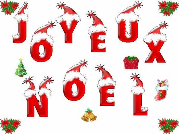 JOYEUX NOEL :) A TOUS LE MONDE :D