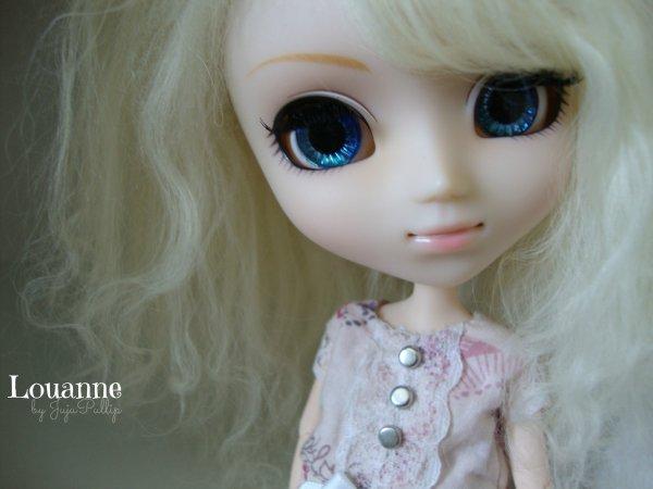 Deuxième Pullip // Le rayon de soleil // Louanne