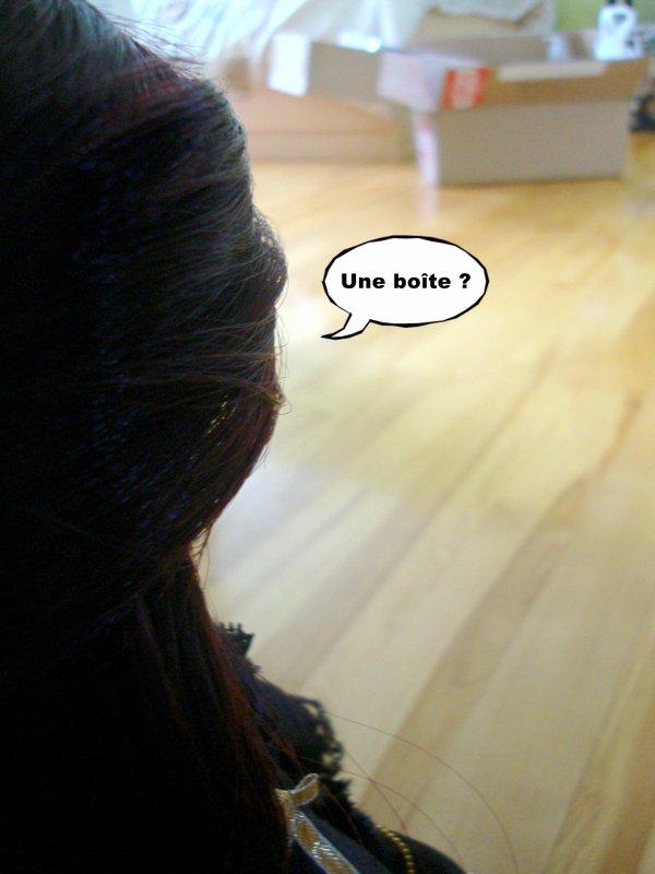 Photostory de l'arrivé de Louanne