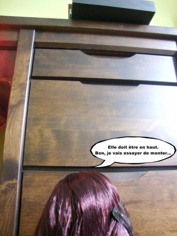 Photostory de l'arrivé de Louanne (2)