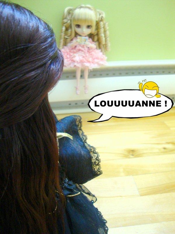 Photostory de l'arrivé de Louanne (3)