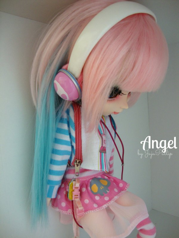 Basic dolls : Angel !