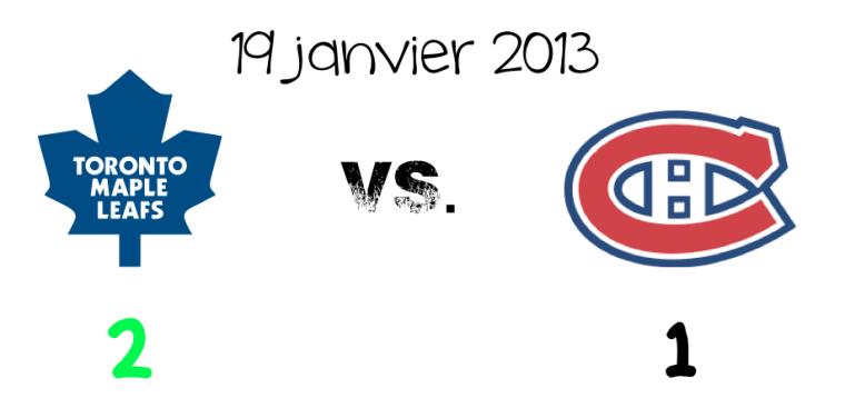 Toronto vs. MTL