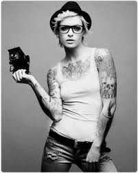 le style de tatouage que j'aimerais faire sur moi