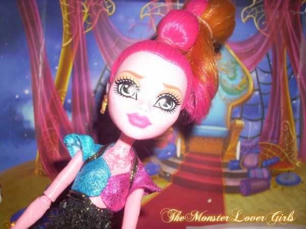 Gigi Grant 13 wishes