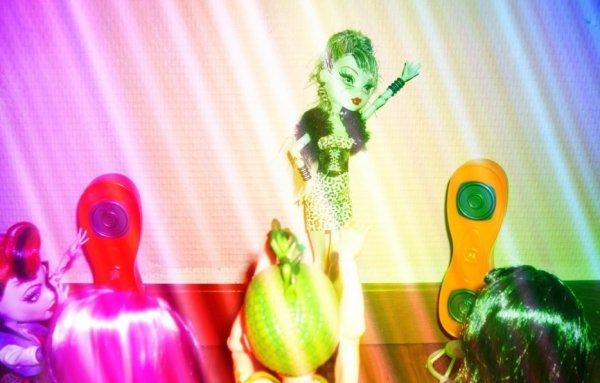 Pour le concours de barbie-forever2013 !