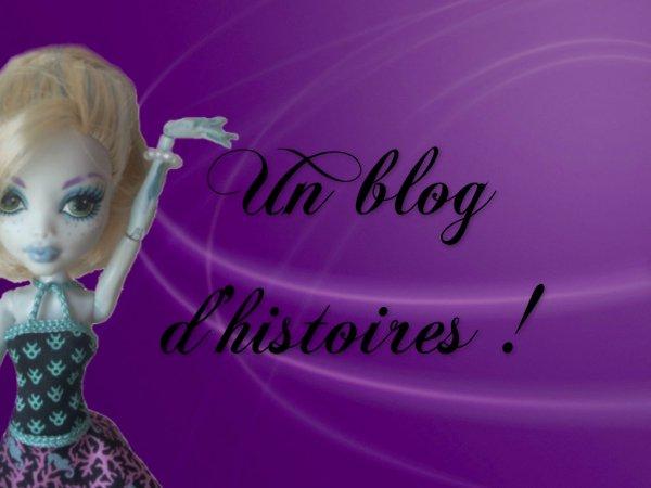 Le blog Story est créé !