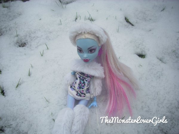 Shooting Photo 7: ❄ Abbey in the snow ❄