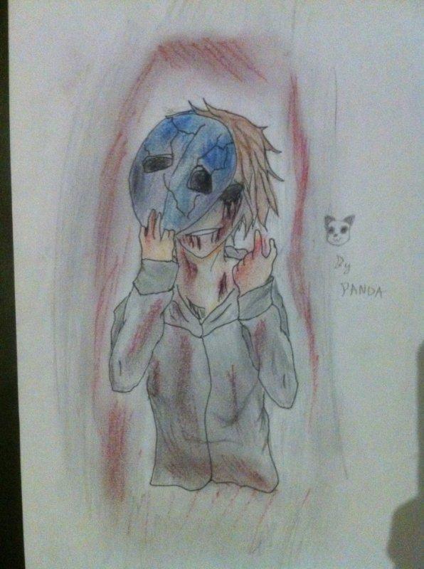 12em Dessin : Eyeless Jack