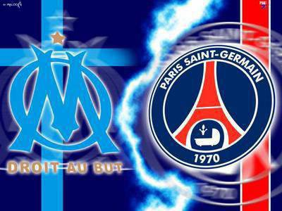 MARSEILLE ------VS----- PARIS PSG