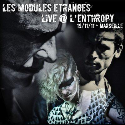 Petit cadeau du mercredi: LME: TURMOIL TOUR, LIVE @ ENTHROPY, marseille