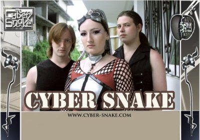 AF-music toujours: Cyber Snake (industrial rock/ebm), nouvel EP