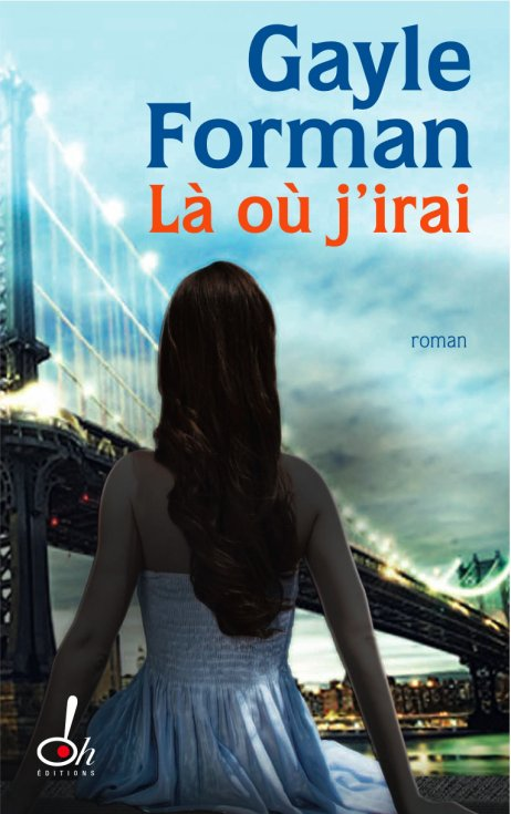 Là Où J'irai, la couverture française !