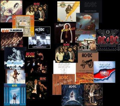 AC/DC Albums